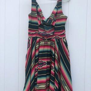 ASOS Dresses - Aztec Strappy Tank Dress